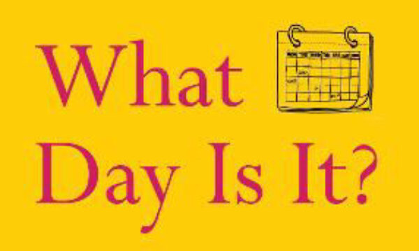 Review: What Day Is It? Who Gives A F*ck.